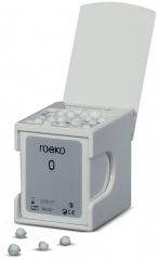Distributeur pour pellets Solomat-N   Roeko 162626