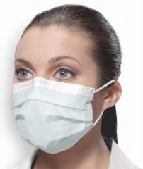 Masques de protection Isofluid Fog Free  Crosstex 166752