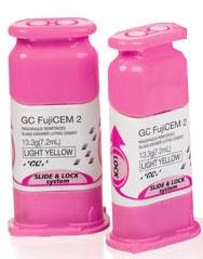 FujiCEM 2 Slide&Lock  Le coffret  GC 164626