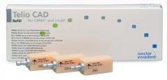 Blocs B40L Telio® CAD  La boîte de 3 blocs B40L Ivoclar Vivadent 170717