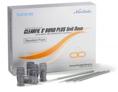 Adhésif monocomposant Clearfil S3 Bond Plus Single doses Kuraray 161500