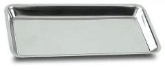 Plateaux inox  Plateaux inox grand Prodont Holliger 168226