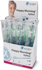 Brosses à dent Happy Morning  Xylitol  Hager&Werken 160446