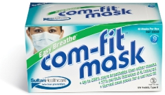 Masques Easy Breathe Com-FitTM  Dentsply Sultan Healthcare 166742