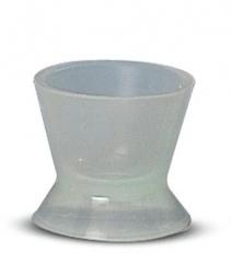 Godets résine transparente  Larident 165023