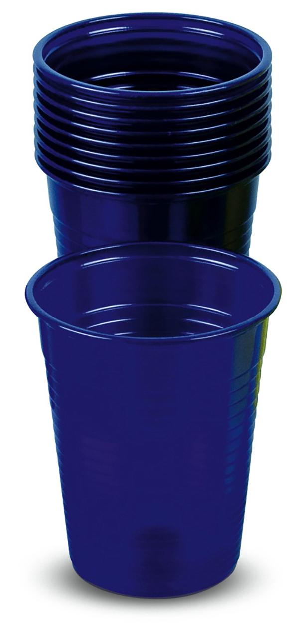 Gobelets en plastique de couleur Le carton de 1500 gobelets medibase 164987