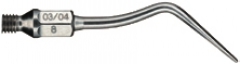 Inserts pour Détartreur Scaler SONICflex 2003  N° 8 forme Paro extra long Kavo 165738