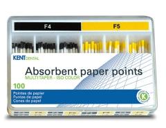 Pointes papier MultiTaper  Kent Dental 167698