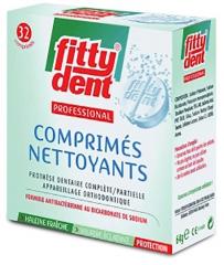 Comprimés Nettoyants Fittydent® Professional  Fittydent 163502