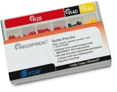 Pointes de Gutta-Percha Reciproc®   Dentsply VDW 169418