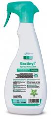 Spray nettoyant Le flacon pulvérisateur mousseur de 750 ml Garcin Bactinyl 160445