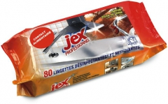 Lingettes désinfectantes   Jex Professionnel 166609