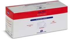 Compresses de gaze tissées stériles   Sylamed 161679