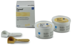 Silicone réticulant par addition Panasil Panasil Putty Kettenbach 167741