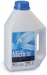 Solution désinfectante Micro 10 Enzyme Le flacon de 1 L Unident 172956