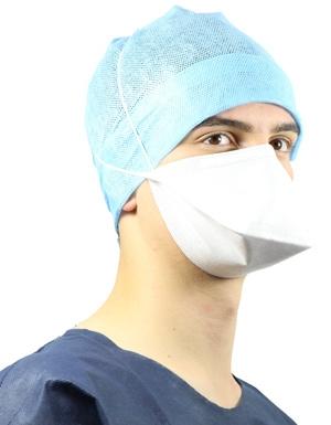 Masque de protection respiratoire  Medicom 180760