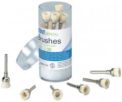 Brossettes Poils en nylon Kent Dental 181227