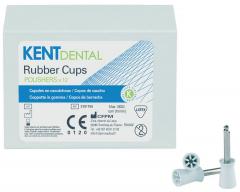 Cupules en caoutchouc  Kent Dental 181228