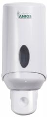Distributeur ABS avec fermeture sécurisée et bouton poussoir  Anios 180762