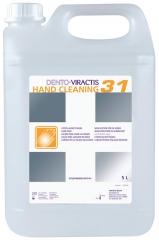 Solution lavante pour mains 31 Le bidon de 5 Litres sans pompe Dento-Viractis 180849