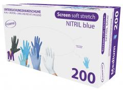 Gants nitrile Screen Soft Stretch  TOP GLOVE 182026