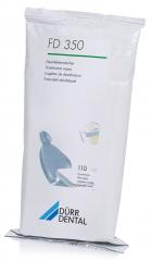 Lingettes désinfectante FD 350  La recharge de 120 lingettes classic Dürr Dental 166603