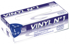 Gant Vinyl N1 poudré  Medistock 182265